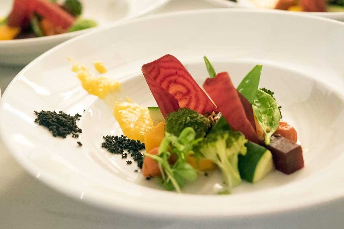 Garmendia catering: La cocina nuestra inspiración